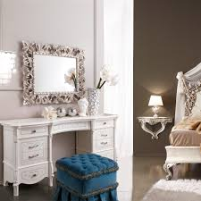 Silver Leaf Bedroom Furniture by Ornate Silver Leaf Rococo Wall Mirror Juliettes Interiors