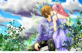 wallpaper anime lovers love anime couple wallpapers hd 2017 2018