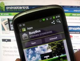busybox android android developer stephen erickson open sources his busybox