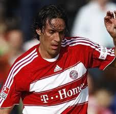 Schlafzimmerblick Augen Bayern München Luca Toni Ist Das Gesicht Des Neuen Fc Bayern Welt