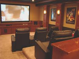 basement best small basement home theater ideas popular home