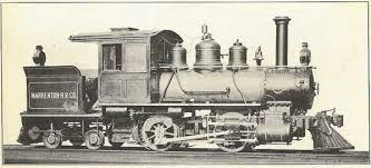 geared locomotives