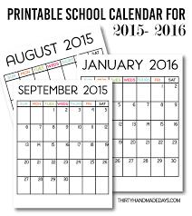 printable calendar 2015 for july 2016 free printable calendars lolly jane