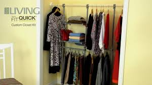 for living closet kit canadian tire