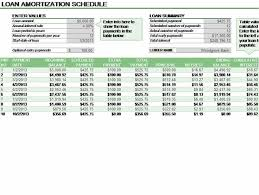 Amortization Schedule Excel Template Free Best 25 Amortization Schedule Ideas On Budget