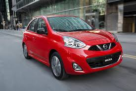 nissan micra is canada u0027s teeny car with the tiny price a big