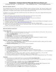 Resume Critique Graduate Resume Examples Sample Resumes Resumewriting