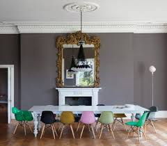 dining room chair color