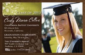 announcements for graduation 6 best images of traditional graduation announcements college