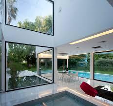 indoor u0026 outdoor water features modern house in pilar buenos aires