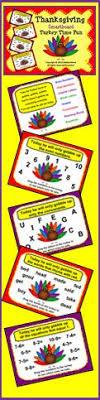 smartboard thanksgiving turkey time turkey time