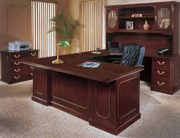 Home Office Desks Wood Desk Office Reception Furniture Simple Wood Desk L Shaped Gaming