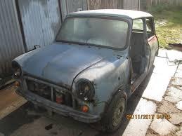 cheap muscle cars cheap classic cars for sale 1988 austin mini mayfair 1000