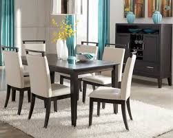 espresso dining room set contemporary dining room tables and chairs photo of exemplary