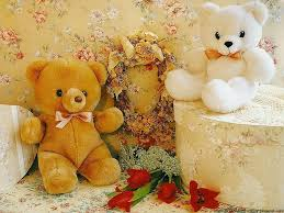 beautiful flower images beautiful flower wallpapers for you teddy bear with flowers