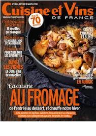 cuisiner le magazine abonnement magazine cuisine vin