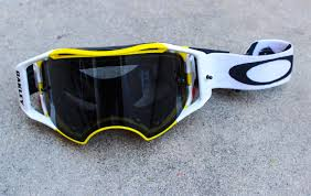 smith motocross goggles oakley airbrake mx goggles product report transworld motocross