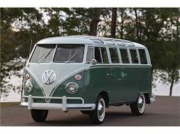 volkswagen van original interior classic volkswagen bus for sale on classiccars com