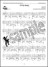 gospel songs for banjo made easy hamcor