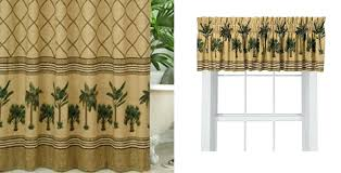 shower curtains with matching window treatments fabric shower curtain window treatment