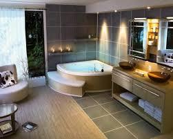 Corner Tub Bathroom Ideas Colors Cornerbathtub Is One Type Of Stylish And Space Saving Bathroom