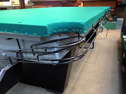 pool table ball return system sold pre owned big g gandy commercial grade 9ft regulation pool