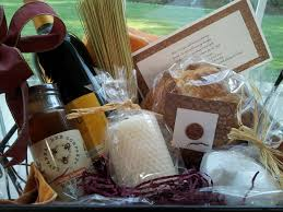 traditional housewarming gift u2014 wine bread salt and a broom