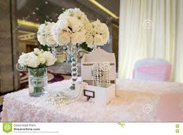 indoor wedding scene stock photo image 65800011