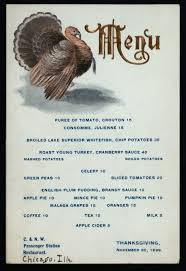 61 best thanks giving ù images on vintage menu