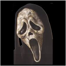 scream zombie ghost face mask mad about horror