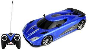 blue koenigsegg agera r wfc koenigsegg agera r remote control rc car 1 16 scale size ready
