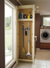 storage cabinets for mops and brooms mop and broom storage contemporary cabinet medium within cabinets