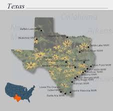 Texas wildlife images Nwrs refuge locator map texas jpg