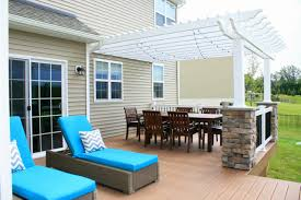 White Vinyl Pergola by What Is A Pergola What Is A Pergola Pergola Design Ideas U