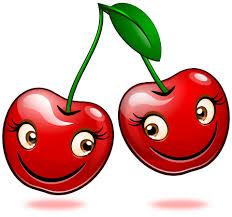 Mondspeer Deviantart - smiling objects cherries by mondspeer on deviantart