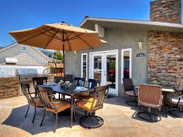 Beach Patio Large Patio To Bbq In Newport Beach Central Location Best Single