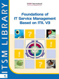 foundations of it service management based on itil v3 pdf itil