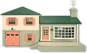 split level house plasticville parts wanted split level house