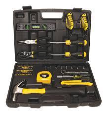 stanley 94 248 65 piece homeowner u0027s tool kit hand tool sets