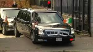 Barack And Michelle Obama U0027s by President Barack Obama U0027s Car Stuck In Ireland While Leaving U S