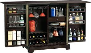 Furniture Wine Bar Cabinet Wine Bar Cabinet Vandysafe