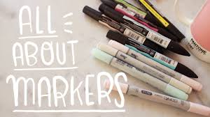 promarkers and copic markers review which one is the best for you
