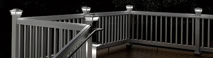 deckorators deck lighting low voltage u0026 solar decksdirect