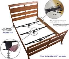 Support Bed Frame Bedbridge Support Deluxe Bed Frame Supports Thesleepshop