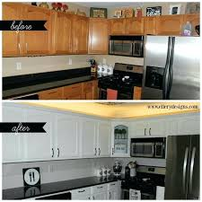 diy kitchen cabinet painting ideas our kitchen remodel painting your cabinets white how to redo kitchen
