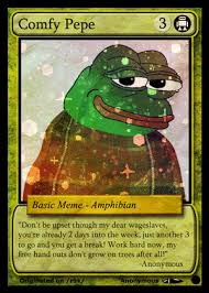 Meme Trading Cards - venezuelan developers are using bitcoin rare pepes to fight economy