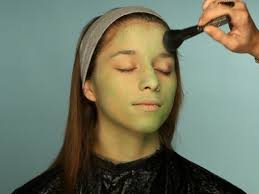 Bat Face Makeup Halloween by Kid U0027s Halloween Makeup Tutorial Frankenstein U0027s Daughter Hgtv