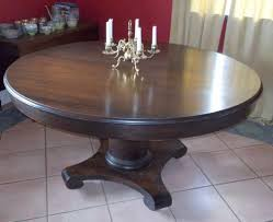 Antique Mahogany Dining Table EBay - Mahogany dining room sets