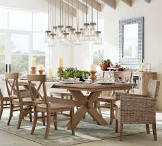 pottery barn toscana extending dining table seadrift pottery barn