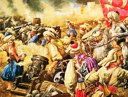 Ottoman Battles Historical Articles And Illustrations Archive The Growth